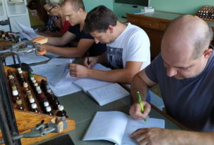 Переподготовка специалистов ОАО «Гродно Азот»