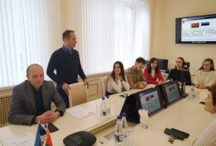 Развитие сотрудничества БГТУ с эстонскими партнерами