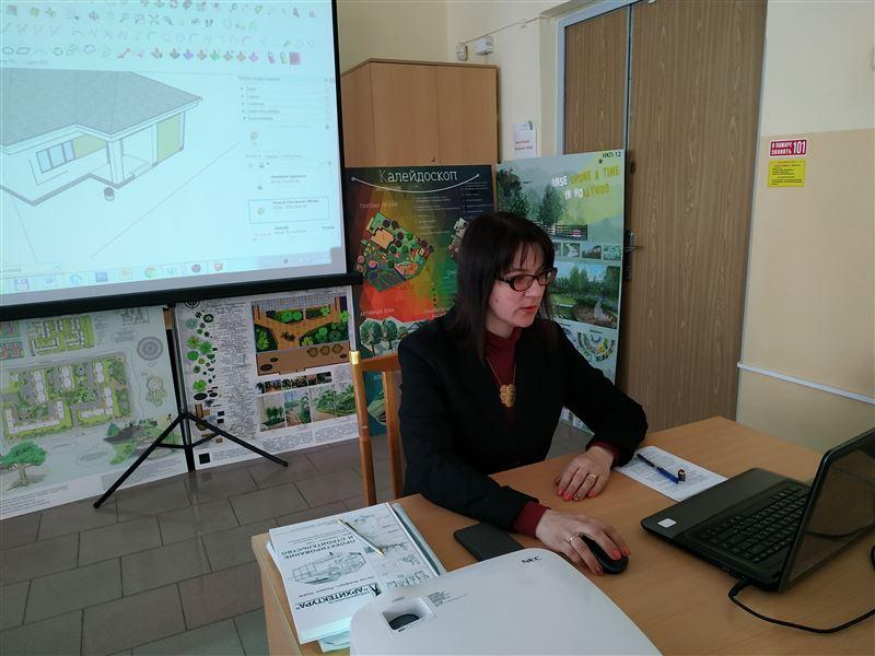 Вебинар по ландшафтному дизайну в БГТУ