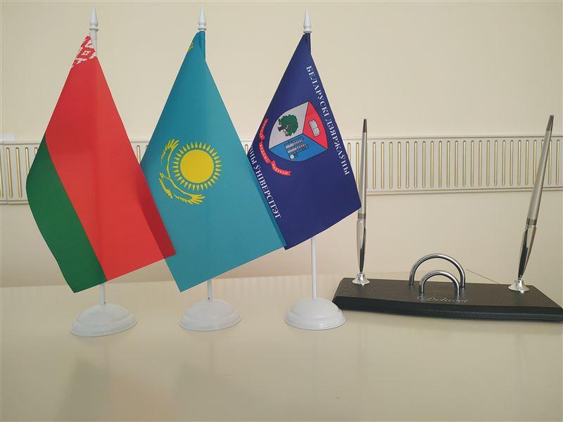 Итоги рабочей встречи с представителями Южно-Казахстанского университета им. М. Ауэзова